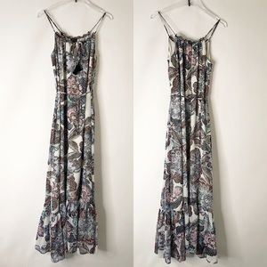 1. State Floral Maxi Dress